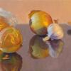"Garlic & Onions Oil, 10"" x 20"""